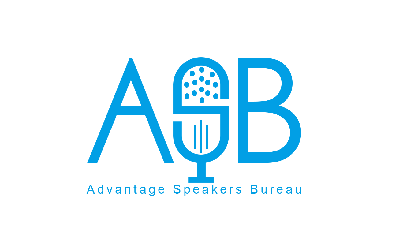 Advantage Speakers Bureau Logo